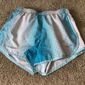 Nike dri-fit rubbing shorts